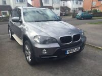 BMW X5 3.0D WITH 7 SEATS FULLY LODAED WITH MANY EXTRAS