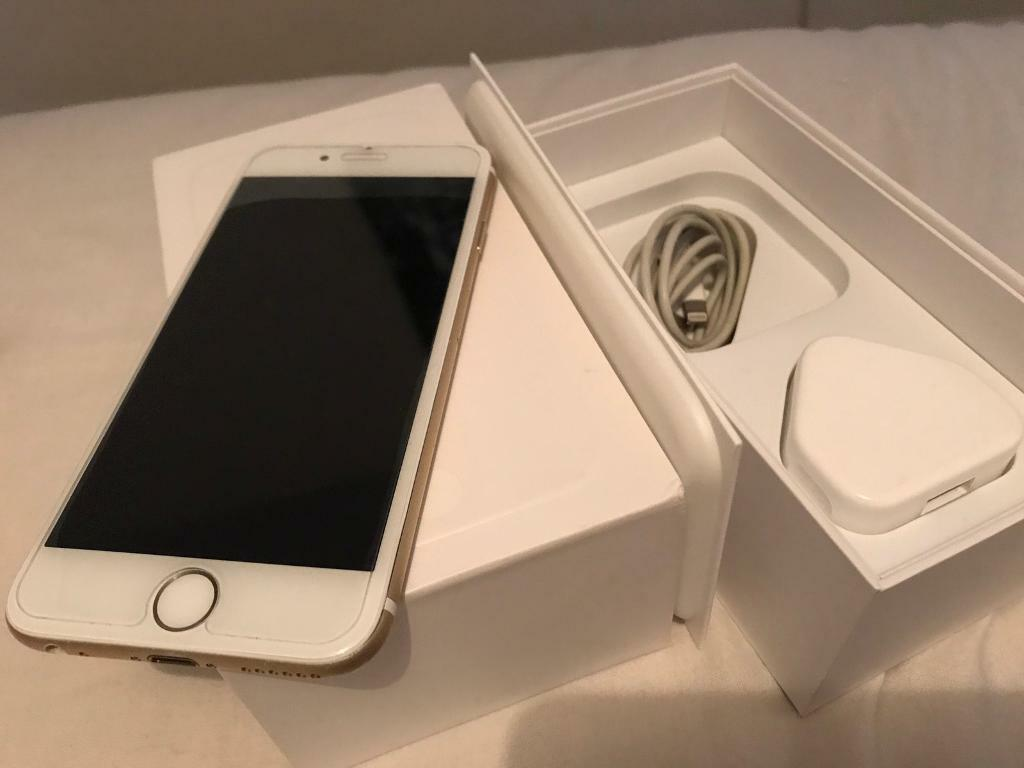 Apple iPhone 6 16GB Champagne GoldO2, Tesco, Giffgaffin Southampton, HampshireGumtree - Apple iPhone 6 16GB Champagne Gold O2, Tesco, Giffgaff for sale due to upgrade. Comes with original box, USB lead and mains plug. Phone is in a good, working condition and has been updated to the latest iOS 10.3.1. Everything works as it should. Has...