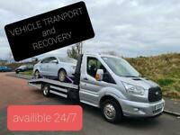 Vehicle transport / recovery / breakdown / collection / delivery