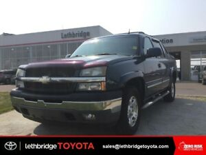 Value Point 2005 Chevrolet Avalanche LT 4x4 - AMVIC CERTIFIED!