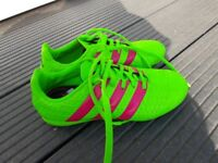 Childrens shoes and football boots