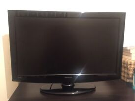 20 inch flat screen tv with built in DVD player