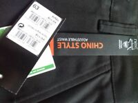 brand new boys school trousers. age 10 from next