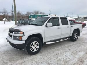 2010 Chevrolet Colorado LT 4X4 3.7L CREW 109009KM