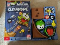 Cut the Rope Game Toy