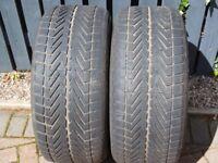 255/50/19 , 285 45 19 Vredestein winter tyres