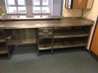 Industrial catering kitchen equipment restaurant stainless steel
