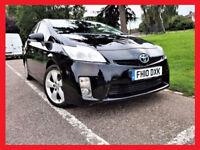(UK Prius) 2010 Toyota Prius 1.8 T4 Hybrid Auto -- FULL LEATHER Seats -- PCO till July 2018 --P X OK
