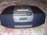 SONY PORTABLE CD PLAYER