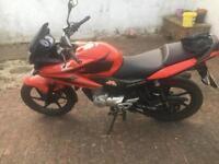 Honda cbf125cc 2011y