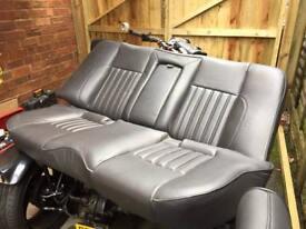 Alfa Romeo / VW camper seats