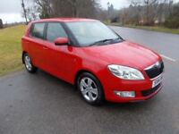 2014 14 SKODA FABIA 1.2 TDI CR GREENLINE 11 5 DOOR HATCHBACK CALL 07791629657