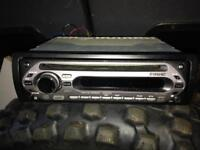 Sony CD MP3 AUX in Car Stereo