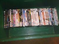 Lot of dvds (lot a) swindon