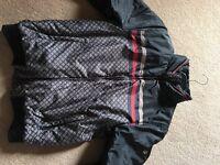 Gucci diamanté jacket