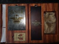 PC Game/Total War Rome II Collector's Ed/Fantastic Condition
