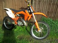 ktm 150sx 2011 nice clean well maintained bike 3 owners came from marshals mx