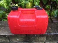 15 litre fuel container