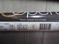 3 New Rolls OF WALLPAPER .COLOUR REVERIE BLUSH.