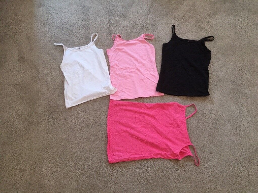 Girls Small Summer Bundle Clothes Age 12-14