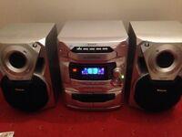 Panasonic CD Stereo System