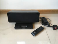 SONY audio dock speaker charger for iPhone and iPod | dock station