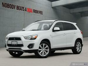 2014 Mitsubishi RVR GT*LEATHER*REVERSE CAM*BLUETOOTH*