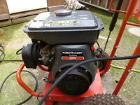 kubota 9hp industrial pressure washer
