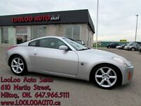 2003 Nissan 350Z Touring Automatic Certified 2 Year Warranty
