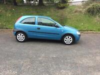 Vauxhall Corsa 1ltr service history 1000 cc excellent condition drives perfect