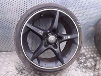Vauxhall Astra (2004-2010) Single Alloy Spare Wheel 225/40 R18 ref.7L12/2