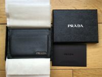 ***100% Genuine*** Prada Cardholder – Saffiano Leather