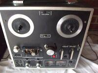 Akai 1721L Reel To Reel Tape Player Recorder