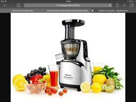 KUVINGS JUICER RRP £349.99 used once