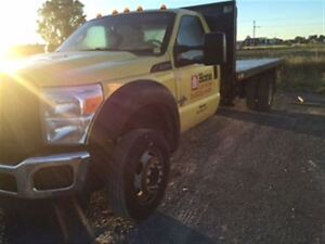 2011 Ford F-550 -