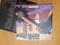 Big Country, Steeltown (1984), Vinyl LP, Gatefold sleeve, all excellent condition, MERH49, £5