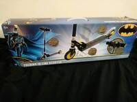 Batman folding inline scooter