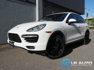 2013 Porsche Cayenne Turbo! Only 42000kms! Easy Approvals!