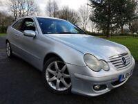 Mercedes-Benz C Class 1.8 C200 Kompressor SE 2dr