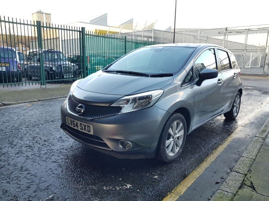 Nissan NOTE, Petrol, 2014, Grey, for SALE