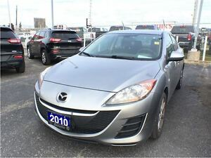 2010 Mazda MAZDA3 GS**SUNROOF**BLUETOOTH**ALLOY WHEELS**