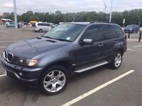 BMW X5 in Very Very Good Condition 99000 miles