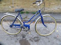 Classic Puch Town Bike