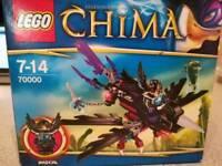 LEGO legends of Chima 70000