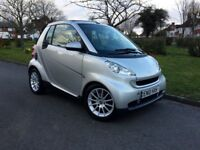 2010 Smart FourTwo Passion Cdi Auto convertible