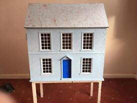 Dolls House, suit first time hobbyist or young girl.