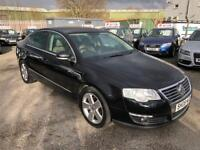 VOLKSWAGEN PASSAT 2.0 TDI DSG/AUTOMATIC/FULL LEATHER/2 KEYS/75K MILES/LONG MOT