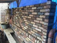 Reclaimed London Multi Stock Bricks. West London pick up. 95p Ea if you take all