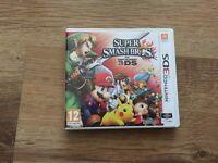 Super Smash Bros Nintendo 3DS Game