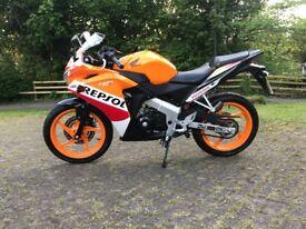 For sale - Honda CBR125R